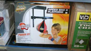 Arcade Alley Speed Bag