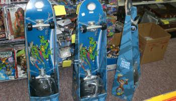 Sk8 Raider Skateboard
