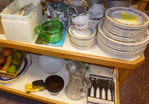 Glassware & China
