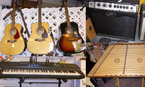 Instruments & Amps